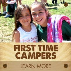 First Time Campers - Click Here