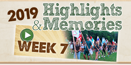 Summer Camp Memories and Highlights