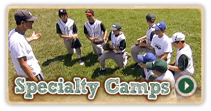 Specialty Camps Video